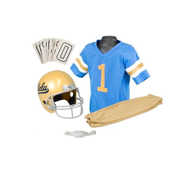 Franklin NCAA Medium UCLA Deluxe Uniform Set