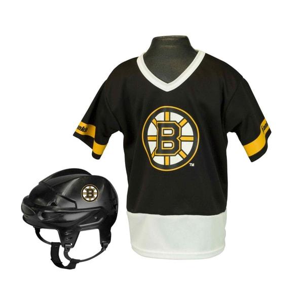 Franklin NHL Bruins Kids Team Set