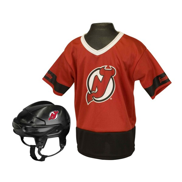Franklin NHL Devils Kids Team Set