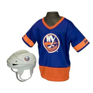 Franklin NHL Islanders Kids Team Set