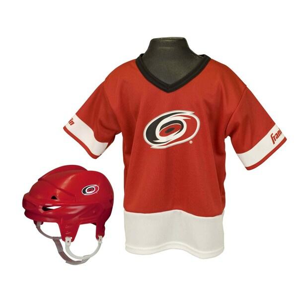 Franklin NHL Hurricanes Kids Team Set