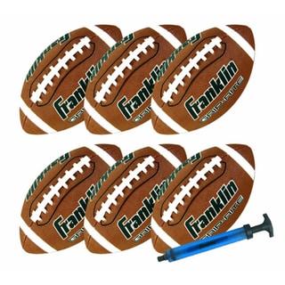 Jr Grip-Rite Football Team Pack with Pump