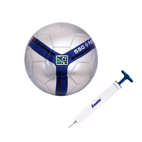 MLS Size 3 Premier Soccer Ball with Pump