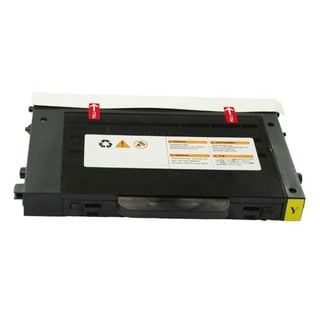 Xerox Phaser 6100 Yellow Compatible Toner Cartridge
