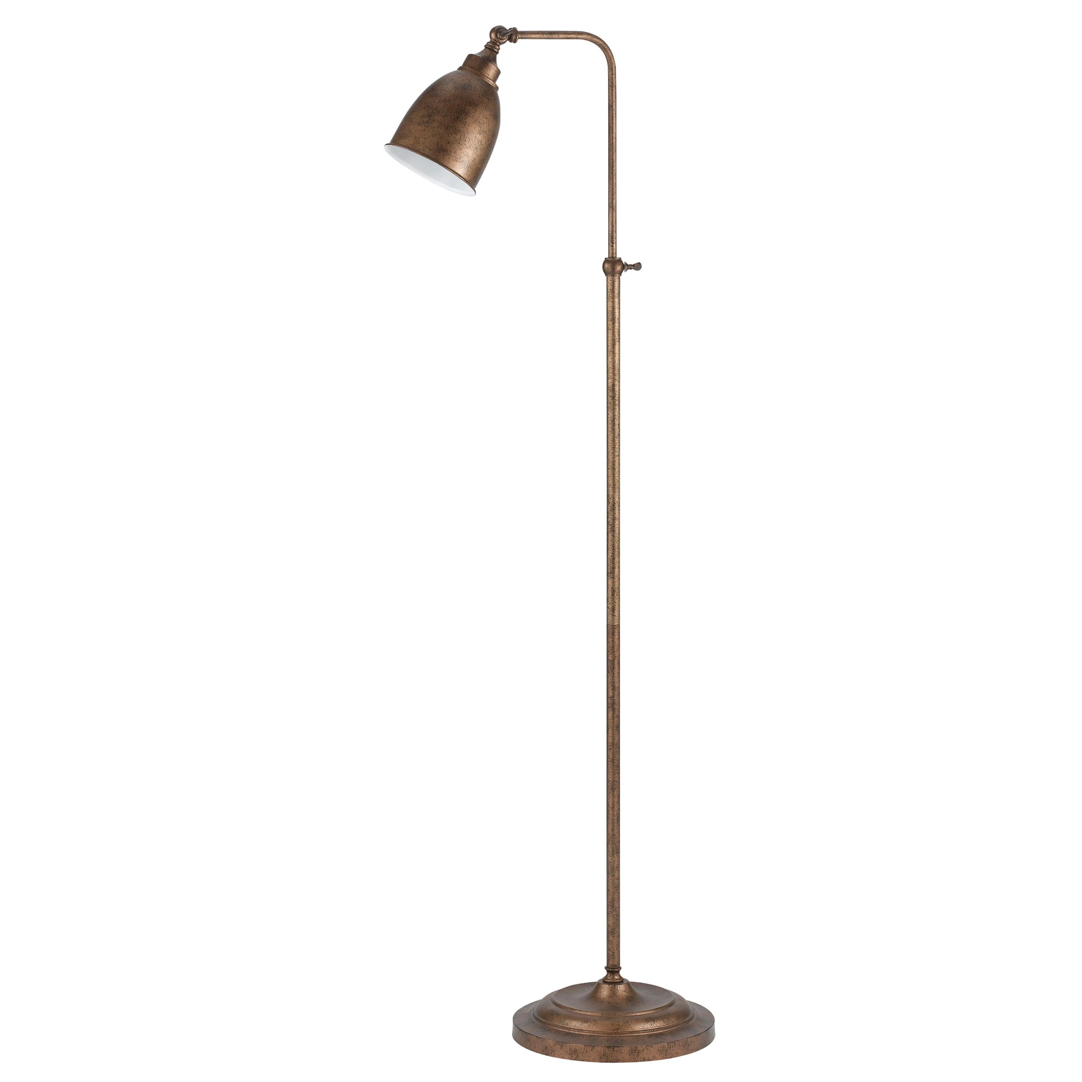 Cal Lighting B0 2032fl Pharmarcy Pole Floor Lamp