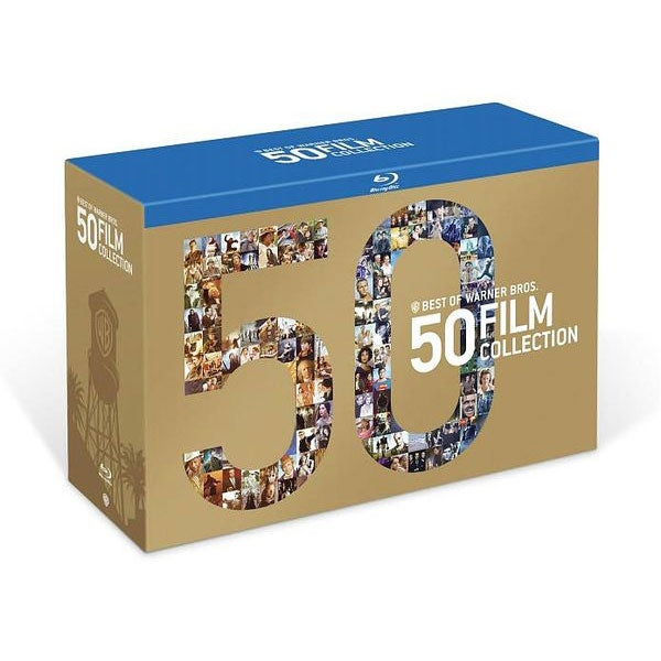Best of Warner Bros.: 50 Film Collection (Blu-ray Disc)