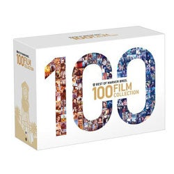 Best of Warner Bros.: 100 Film Collection (DVD)