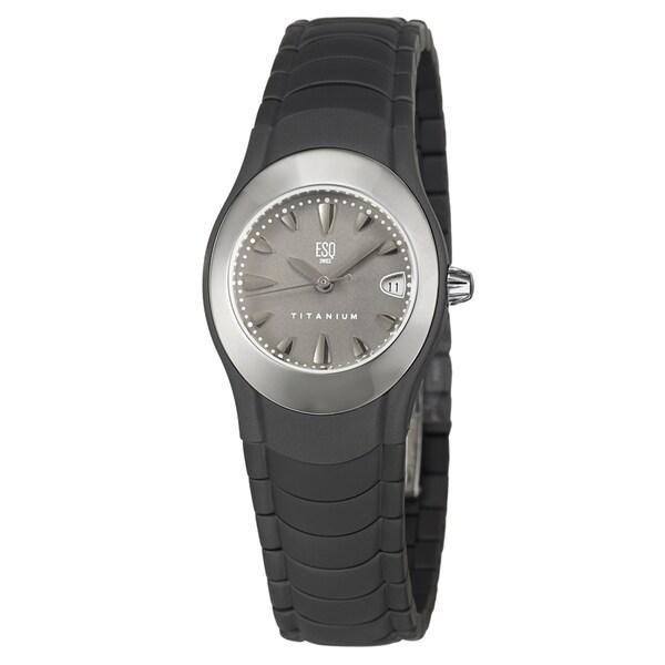 ESQ Everest Women's Titanium Bracelet Watch