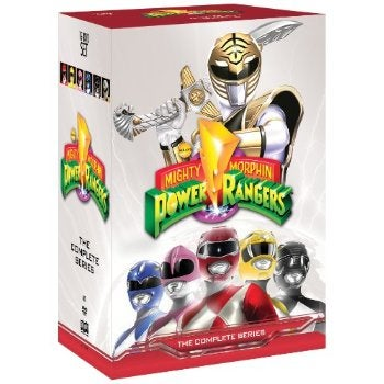 Mighty Morphin Power Rangers: The Complete Series (DVD)