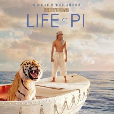 Original Motion Picture Soundtrack - Life of Pi (Mychael Danna)