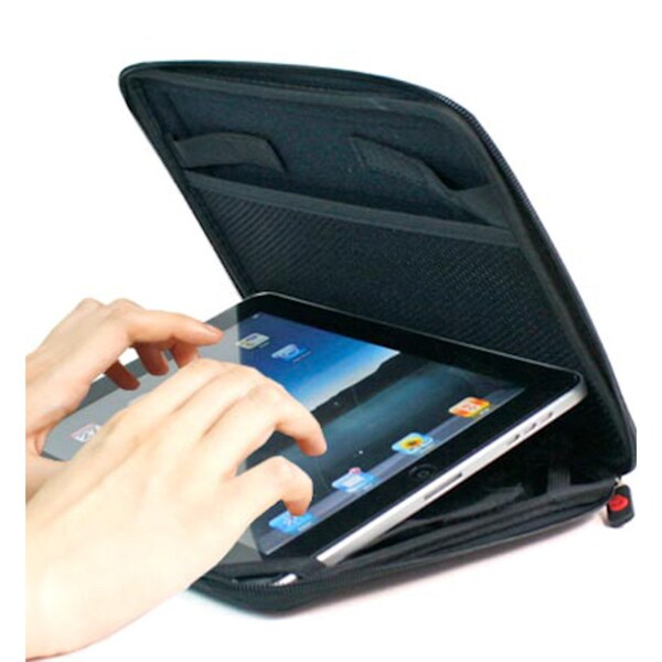 Kroo Hard Nylon 9-inch Tablet Carrying Case