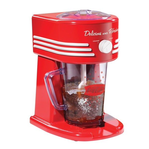 Nostalgia Electrics Coca-Cola Series Frozen Beverage Maker