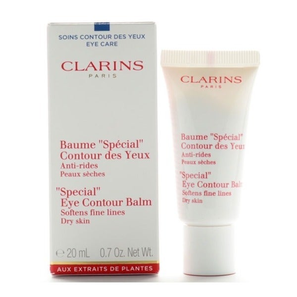 Clarins Special Eye Contour 0.7-ounce Balm for Dry Skin