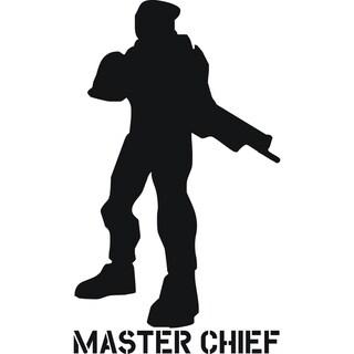 Design on Style 'Master Chief' Vinyl Art Quote