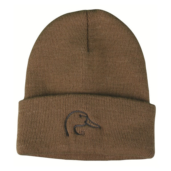 Ducks Unlimited Brown Winter Hat