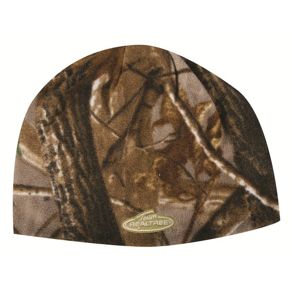 Team Realtree Reversible Fleece Beanie Hat