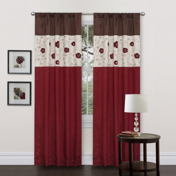 Lush Decor Royal Embrace 84-inch Curtain Panel