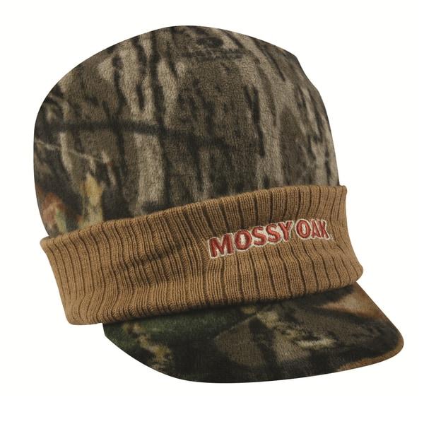 Mossy Oak Fleece Knit Radar Winter Hat