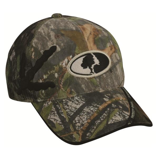Mossy Oak Mesh Back Turkey Call Hat