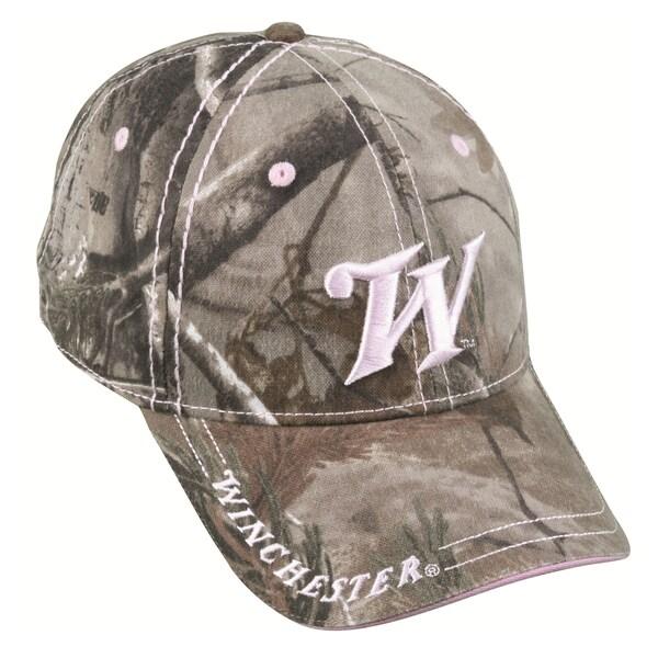 Women's Winchester Camo Adjustable Hat