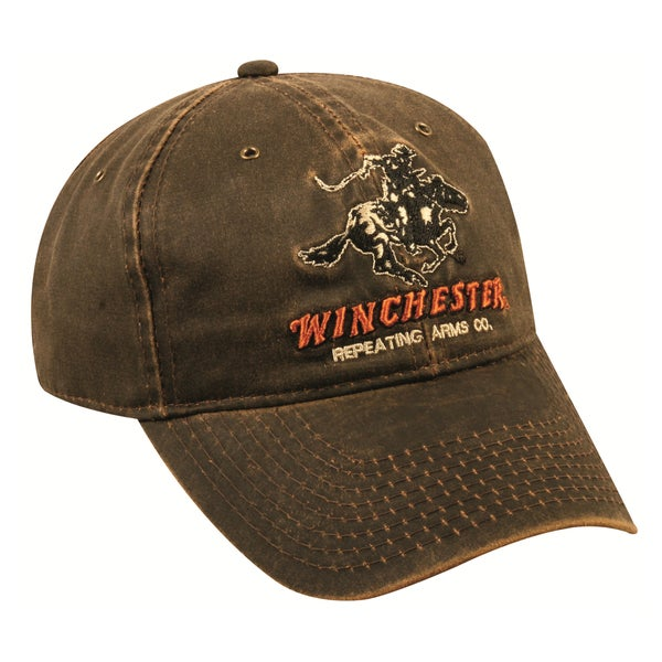 Winchester Weathered Cotton Adjustable Hat