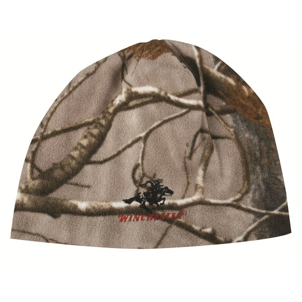 Winchester Reversible Fleece Beanie Hat