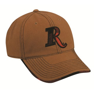Remington Canvas with Buffalo Plaid Hat