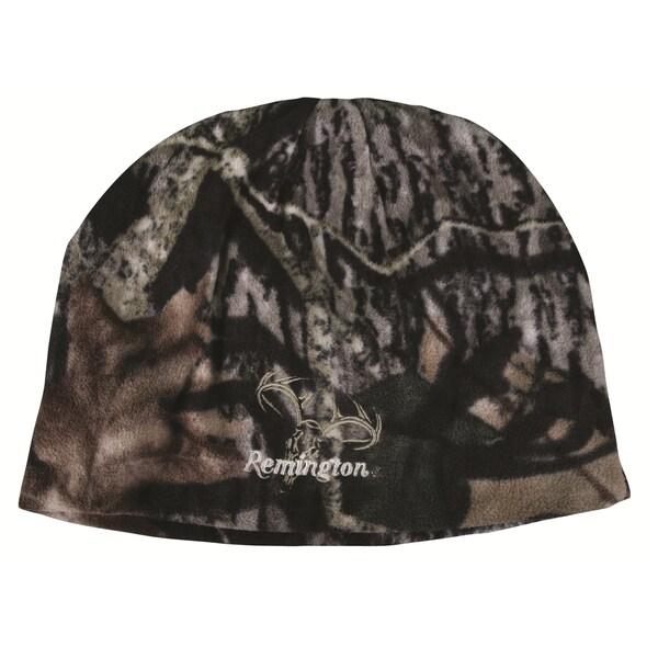 Remington Reversible Fleece Beanie Hat