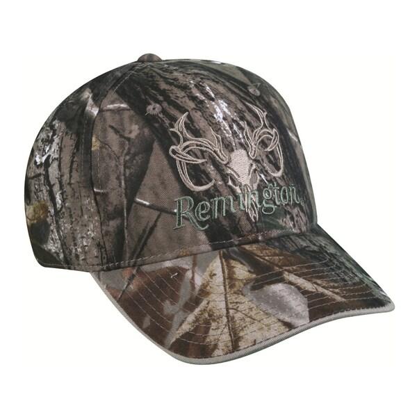 Remington Camo Deer Skull Adjustable Hat