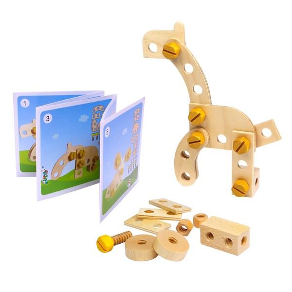 Playme Toys Animals Creator Play Set