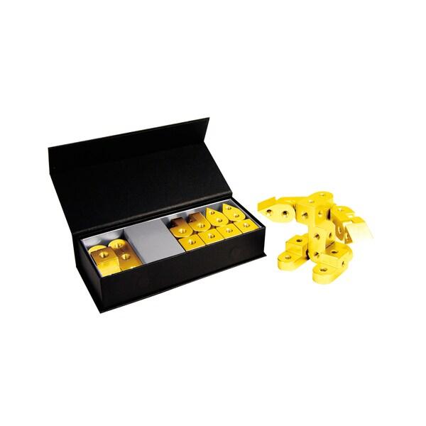 Playable Metal 'Dino' Model H Yellow Gold Figure