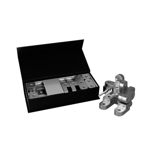 Playable Metal 'Bot' Model C Iron Grey Figure