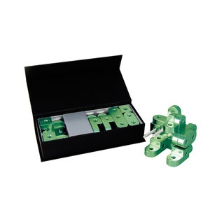 Playable Metal 'Bot' Model C Green Figure
