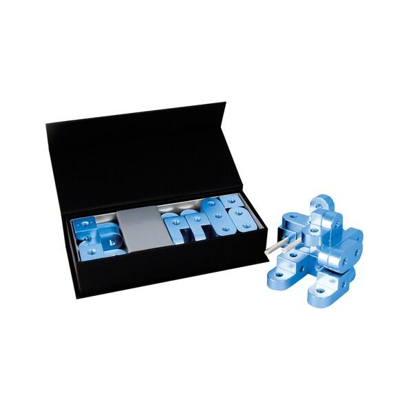 Playable Metal 'Bot' Model C Blue Figure