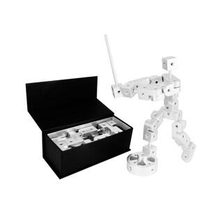 Playable Metal 'Pose' Model P Silver Figure