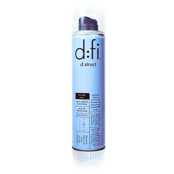 d:fi d:struct 8.45-ounce Firm Hold Spray