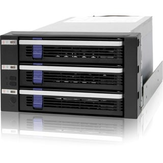 Icy Dock MB153SP-B DAS Array - 3 x HDD Supported