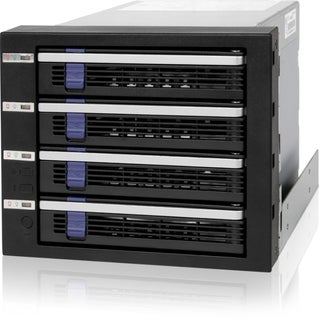 Icy Dock MB154SP-B DAS Array - 4 x HDD Supported