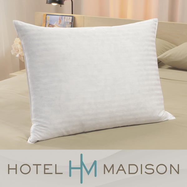 Hotel Madison Premium Support Down Blend Pillows (Set of 2)