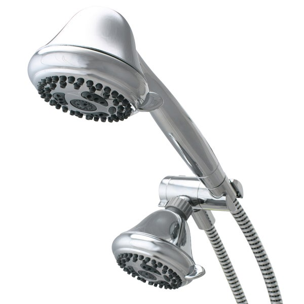 Waterpik Elite 2-in-1 System Handheld and Shower Head