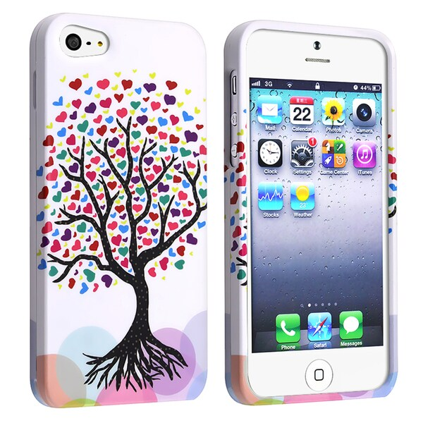 BasAcc Love Tree Snap-on Case for Apple iPhone 5