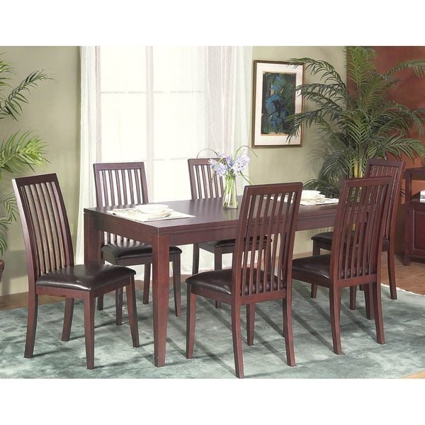 Alpine Furniture Anderson 7-piece Dining Set