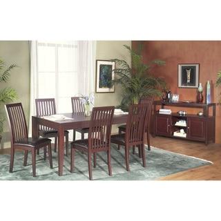 Alpine Furniture Anderson 8-piece Dining Set