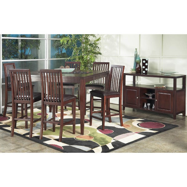 Anders 8 Pc Pub Dining Set