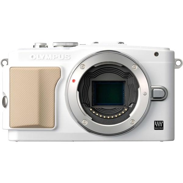 Olympus PEN E-PL5 16.1 Megapixel Mirrorless Camera Body Only - White