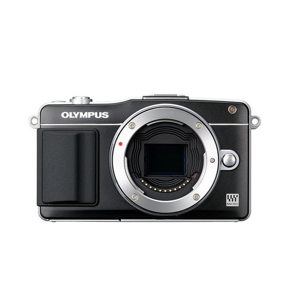 Olympus E-PM2 Mirrorless Micro Four Thirds Digital Camera Black Body