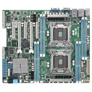 Asus Z9PA-D8 Server Motherboard - Intel C602-A Chipset - Socket R LGA