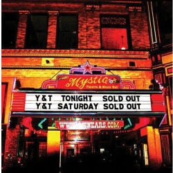 Y & T - LIVE AT THE MYSTIC