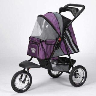 Guardian Gear Plum Sprinter EXT II Pet Stroller