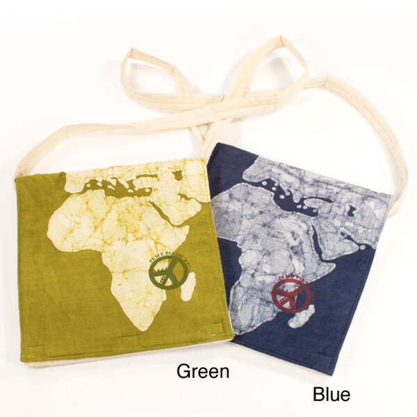 Africa Peace Messenger Bag (India)